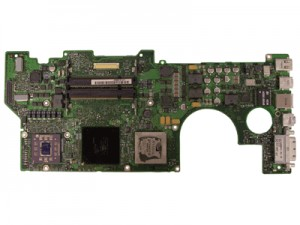 PowerBook G4 17 inch Logic Board Repair